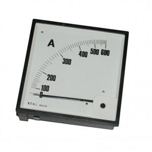 Amperímetro Kron fm144 esc600/5A – R$ 100,00