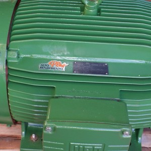 Motor Trifásico WEG 150cv, 1150rpm, 440V