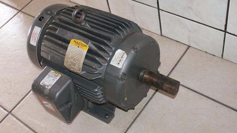 Motor Trif Sico Baldor 15cv 3450rpm 208 230 460v