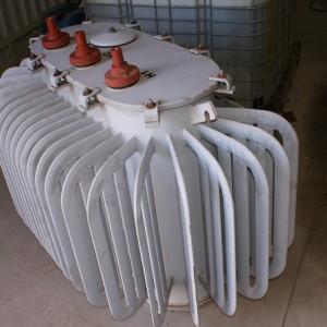 Transformador Trifásico MTR 112.5kva,  13800/380-220V