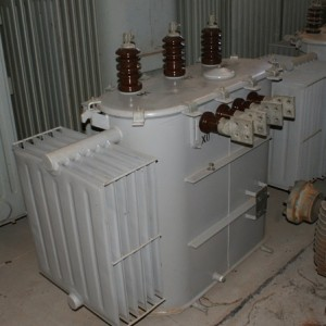 Transformador trifásico itaipu 300kva,13800/220-127V