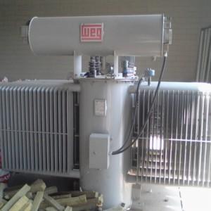 Transformador trifasico weg a óleo 2000 KVA, 13800/440-254V