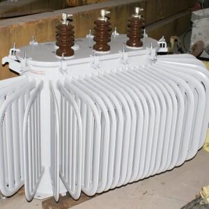 Transformador trifásico 225KVA 13800/220-127 V