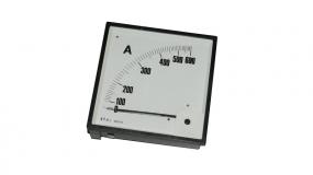 Amperímetro Kron fm144 esc600/5A - R$ 100,00