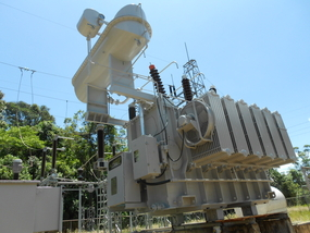 Transformador WEG 25/30mva 138000/13800