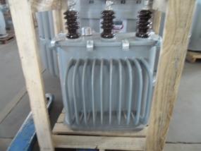 Transformador trifasico de 45 KVA