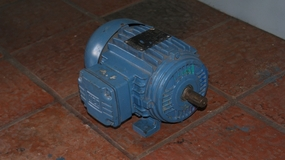 Motor Trifásico WEG 1.5cv, 1720rpm, 460V