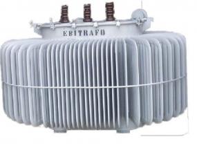 Transformador trifásico 300KVA 13800V/220-127V